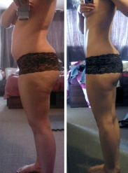 before-after-venus-factor-diet